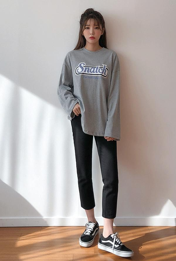 Basic standard pants