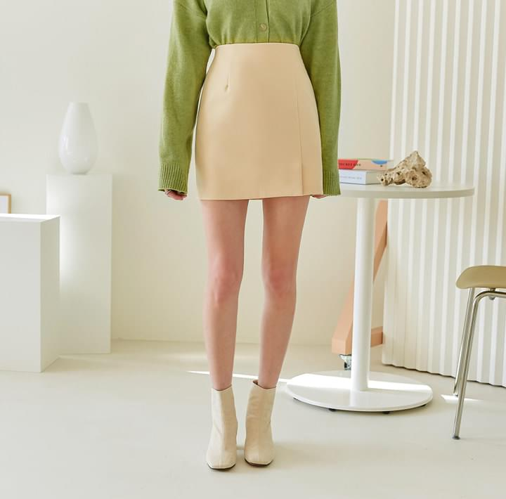 COCORO SET-UP MINI SKIRT 裙子