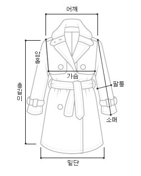 Rouen Trench Coat