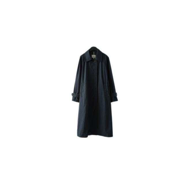 natural raglan trench coat