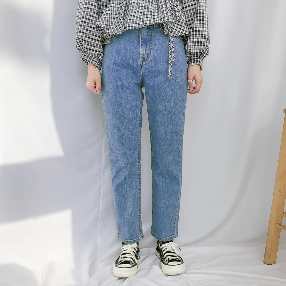 950 boyfit straight denim pants