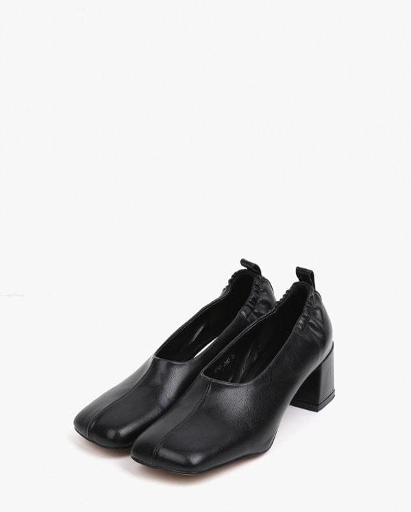 girlish square heel (225-250)