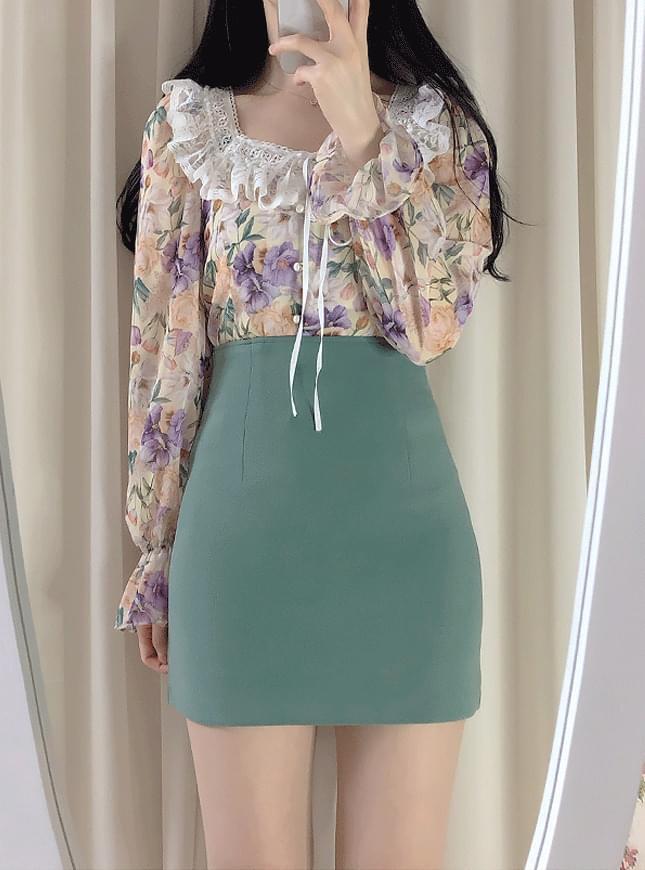 Rudy Basic Skirt