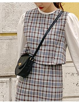 Pent mini cross bag_A (size : one)