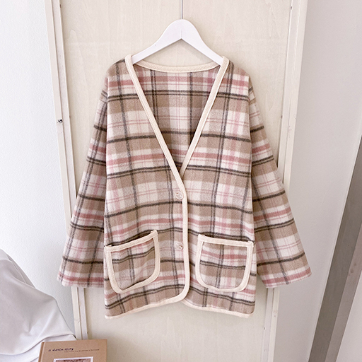 Rumble Check Jacket