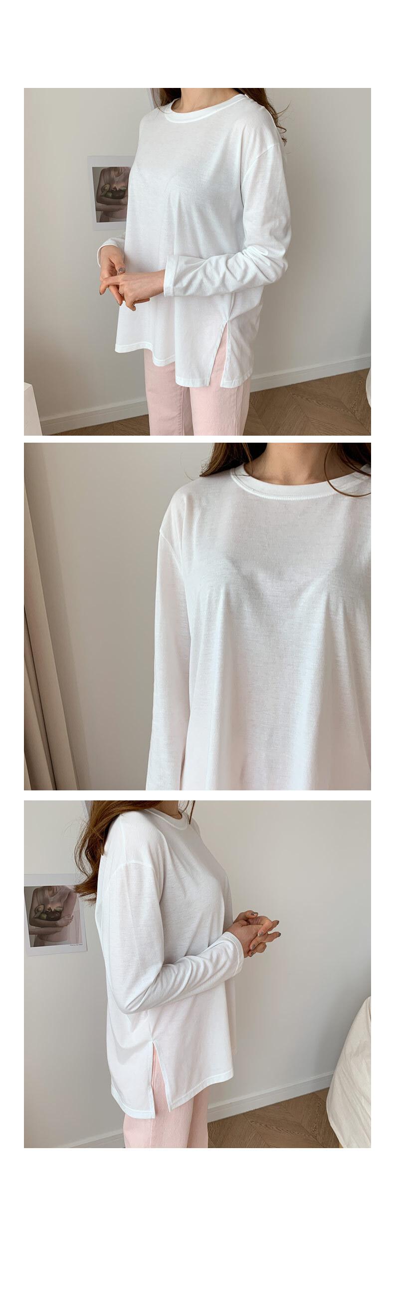 Armand Trim Long-sleeved T-shirt
