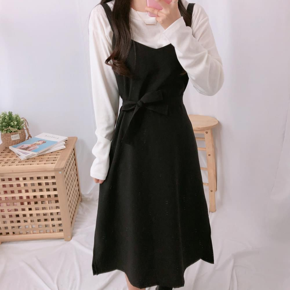 Bombrose Belt Dress