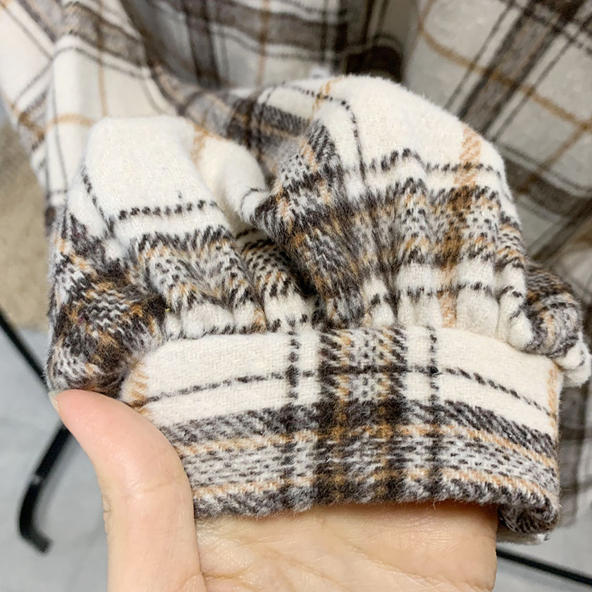 Boles vintage check shirt