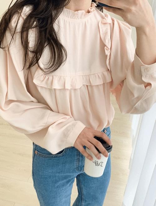 Slow blouse 襯衫