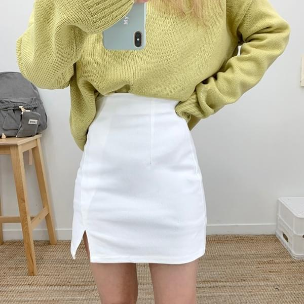 Pic Me Trim Skirt