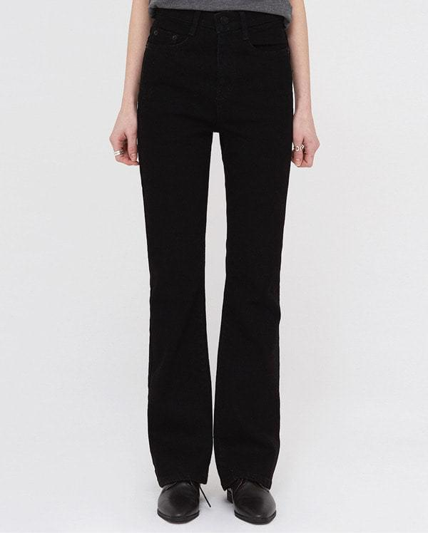 hake semi boots cut pants (s, m, l)