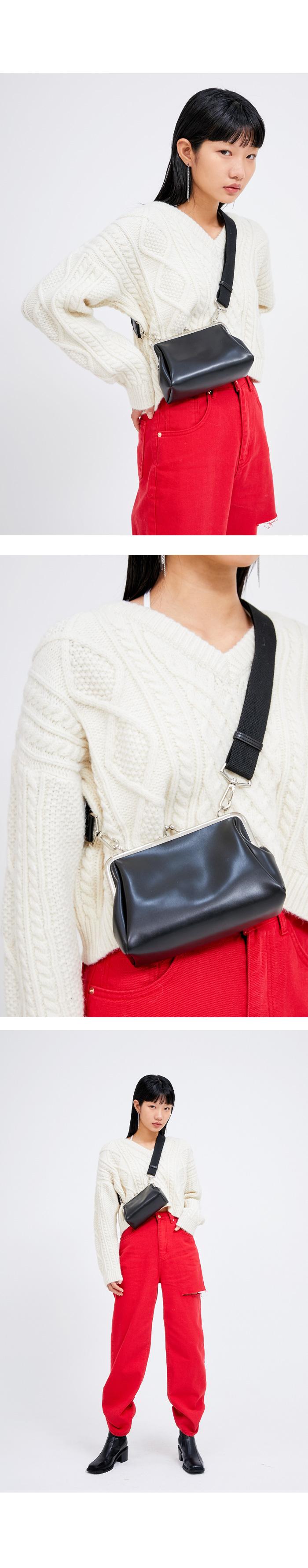 leather clutch cross bag