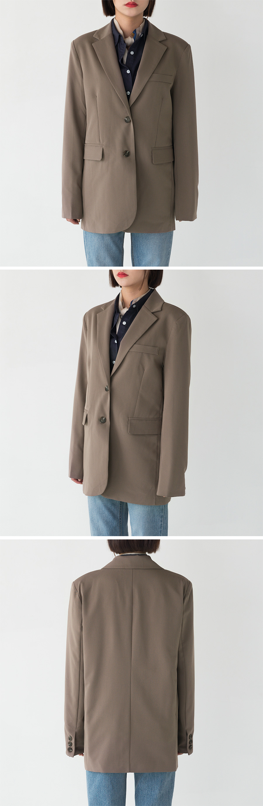 Manish Mood Basic Jacket