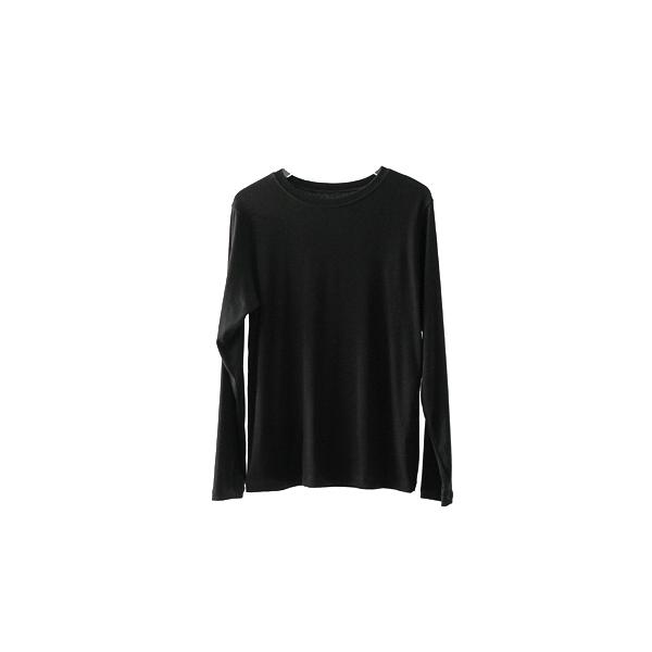 deep flat tension T-shirt