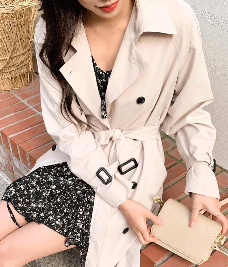 Lighter Trench Coat coat