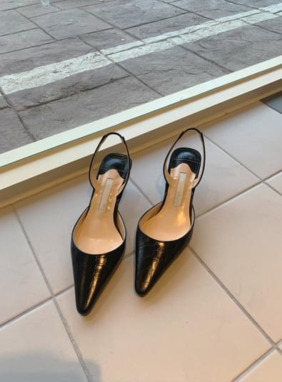 샤프 미들 shoes