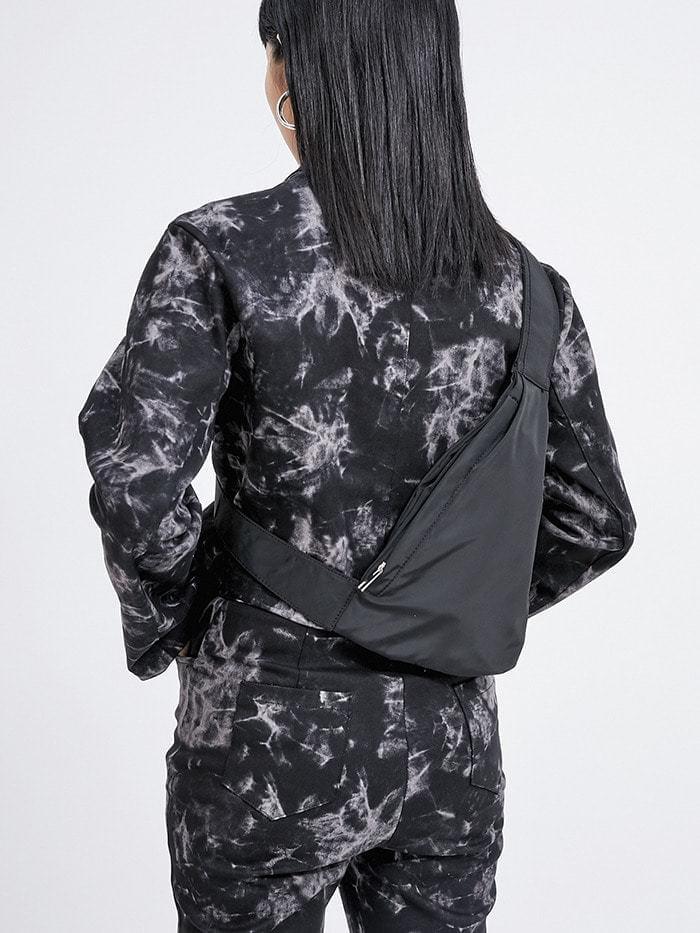 triangle sling bag (2 color)