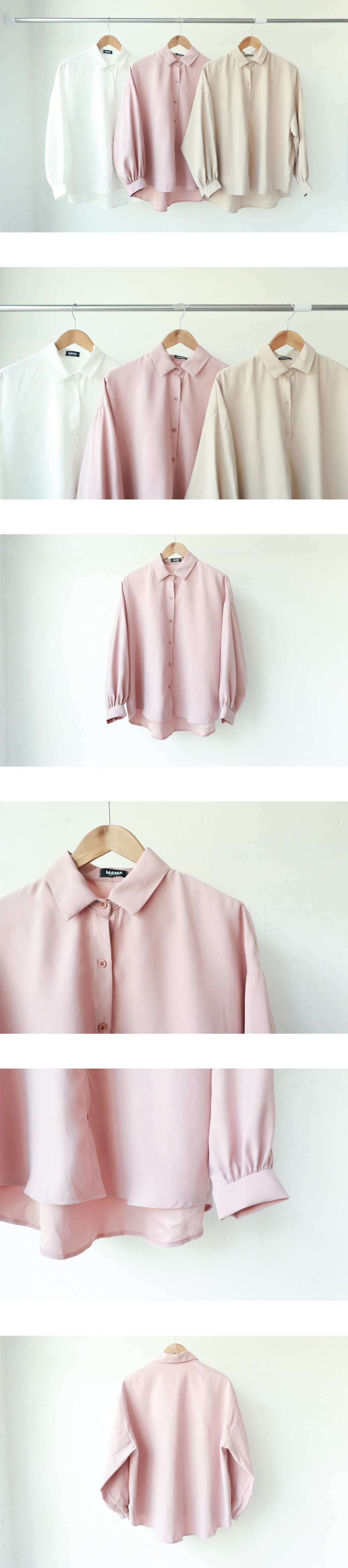Peach Puff Southern Shirt