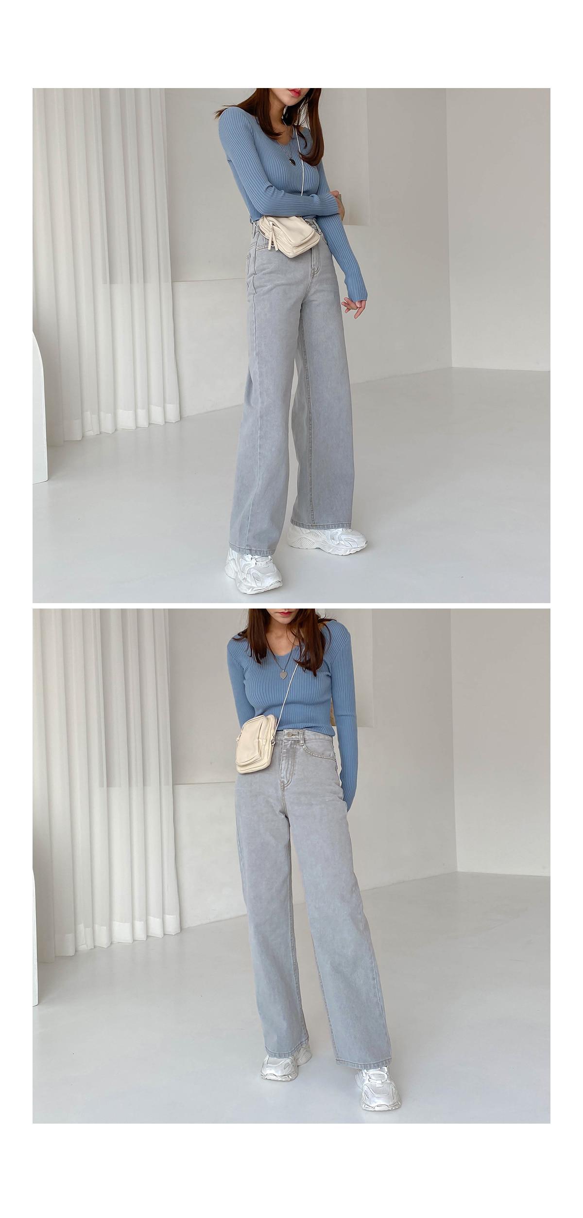 素色修身肩鏤空造型針織上衣(7色)