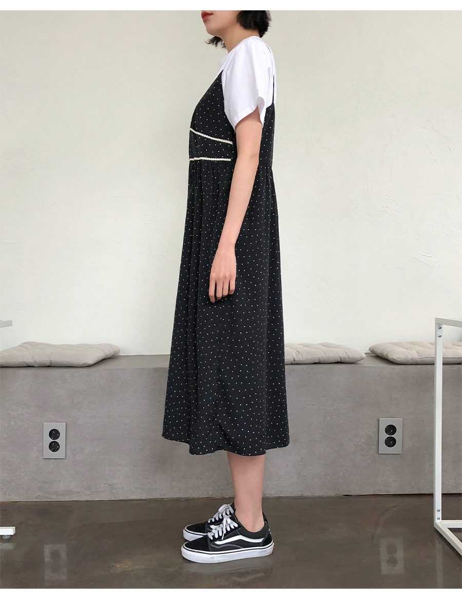 Cuanc Nasi Long Dress