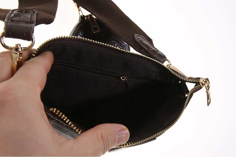Gold python 3set bag