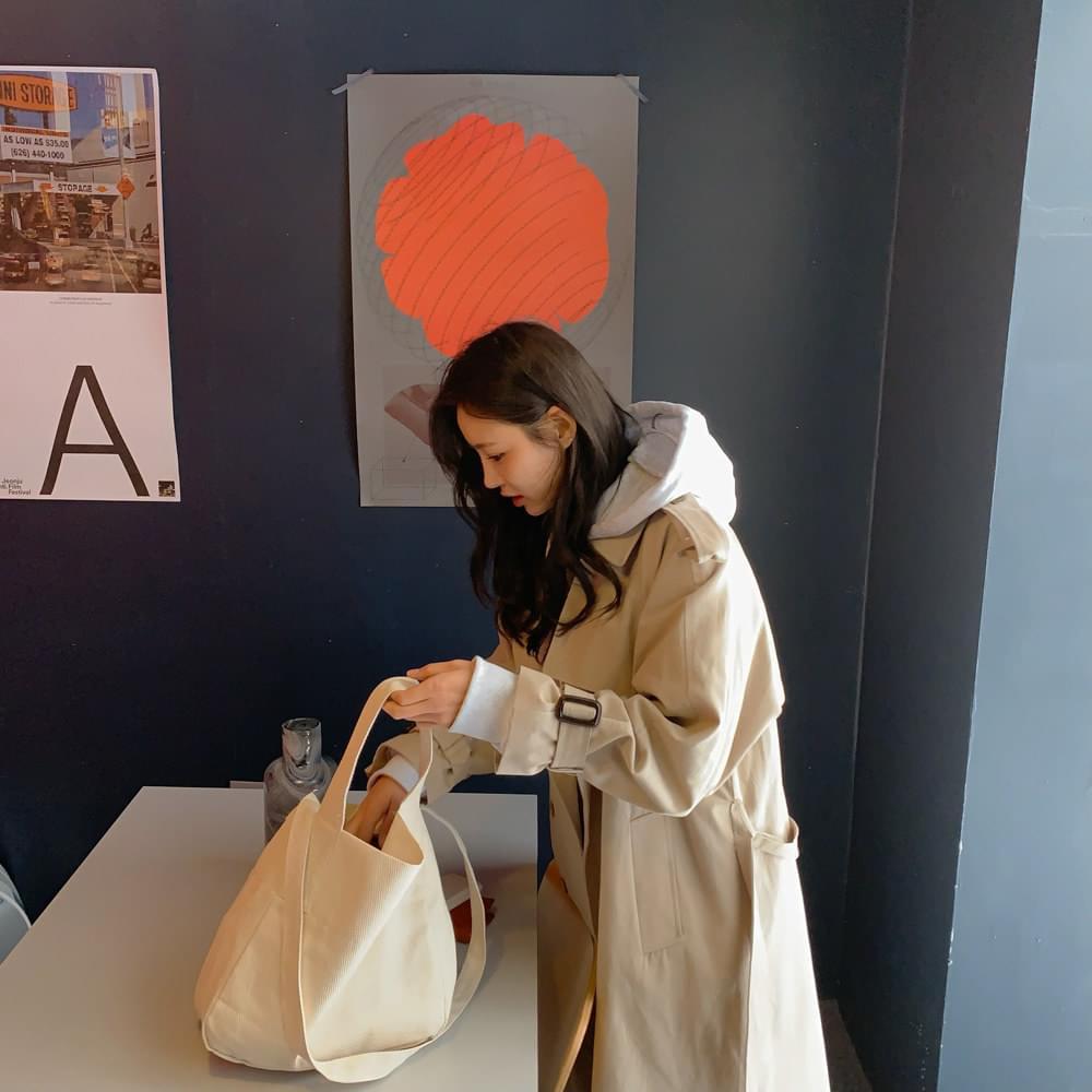 Natural eco bag 帆布包