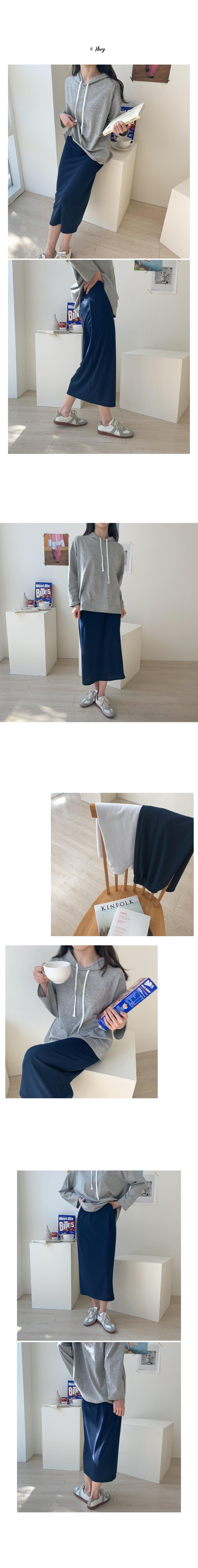 스판 밴딩 스커트 (3color) J