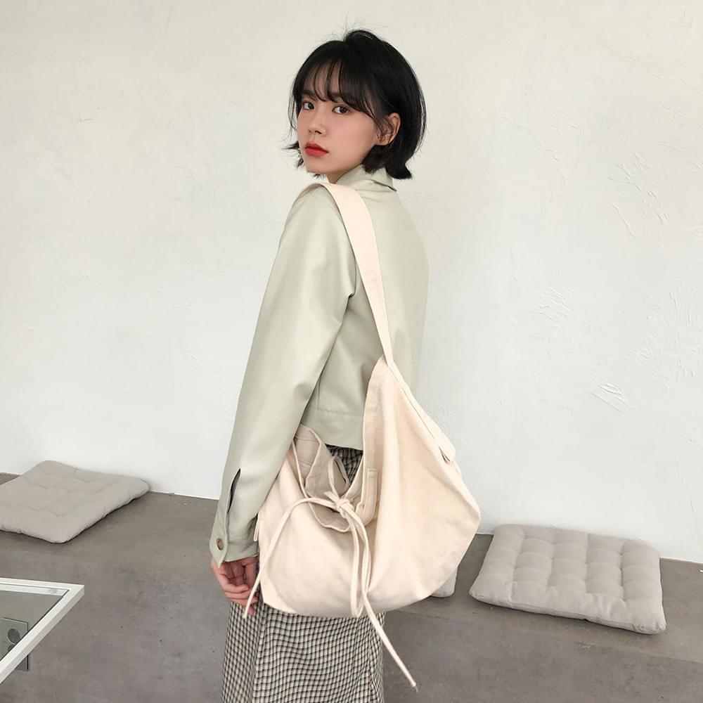 String Big Canvas Bag