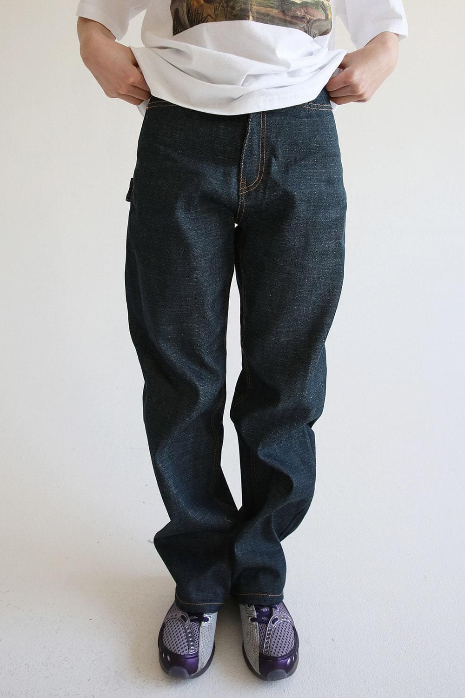 greige wide jeans
