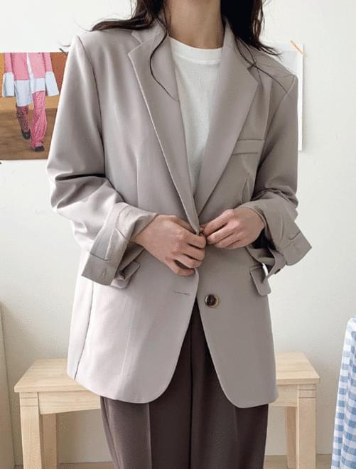 리즌 베이직 자켓 (3color)