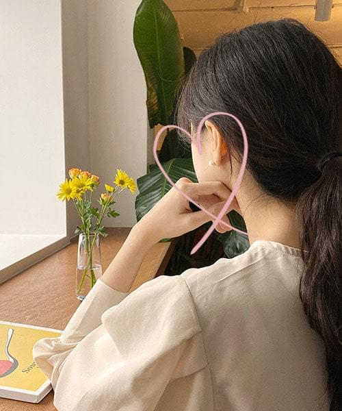 韓國空運 - mont earrings 耳環