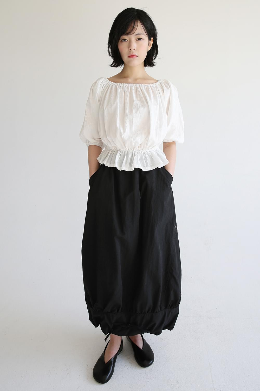 crispy strap skirts