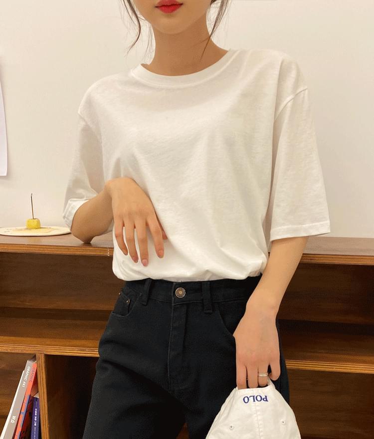 Diana Plain Short Sleeve