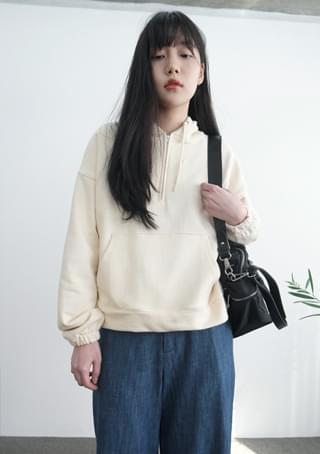 casual cotton hood (4colors)