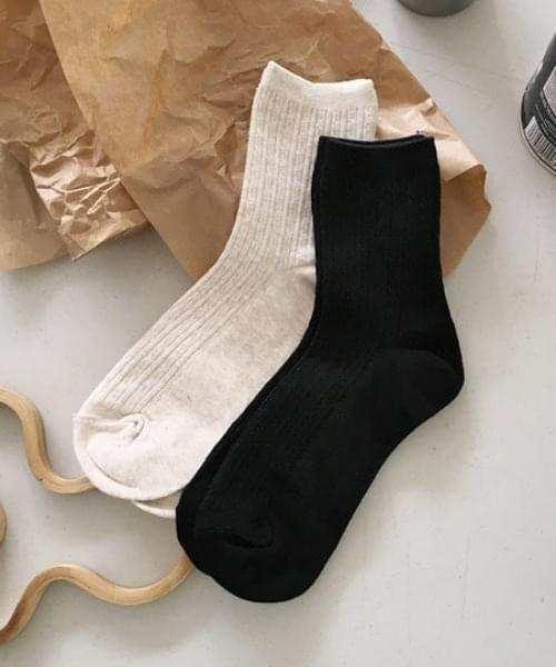 韓國空運 - cheese socks 襪子
