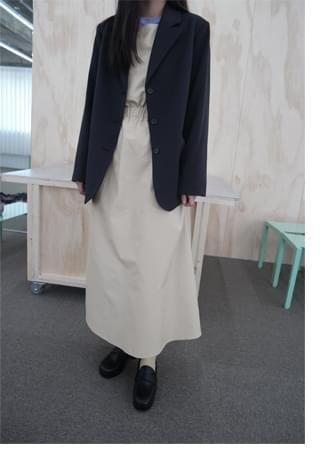 standard modern classic jacket (2colors)