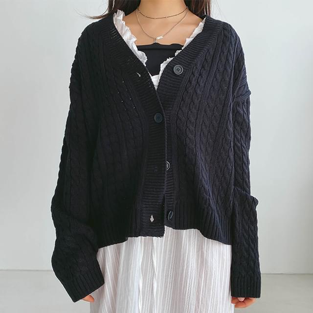 Twist Marie knit cardigan