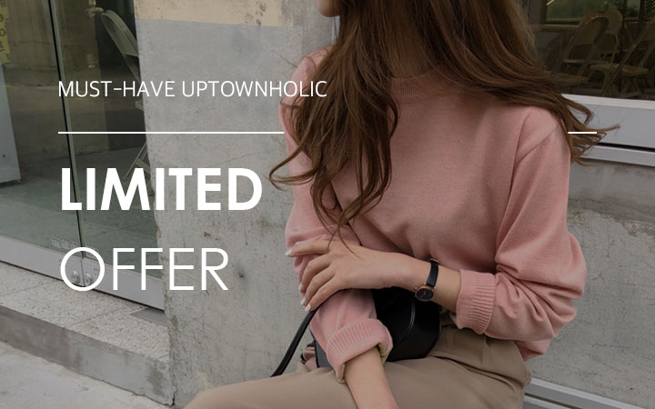 MUST-HAVE UPTOWNHOLIC ITEMS
