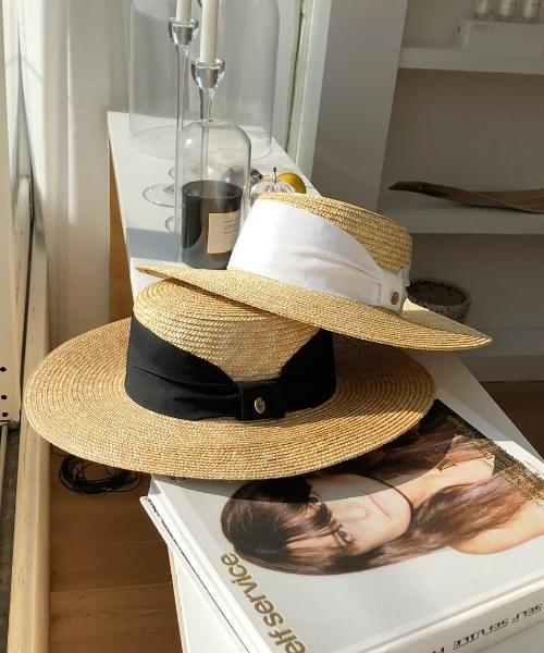 韓國空運 - Cancan raffia hat 帽子