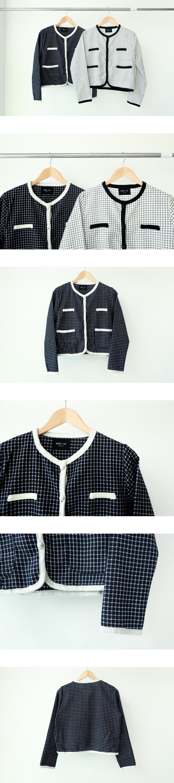Defen windowcheck jacket