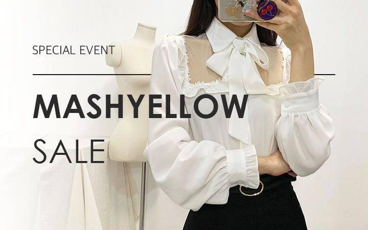 MASHYELLOW 10% OFF
