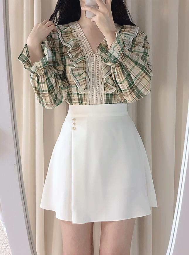Shani Pearl Horse Skirt スカート