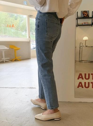 Natural denim pants 牛仔褲