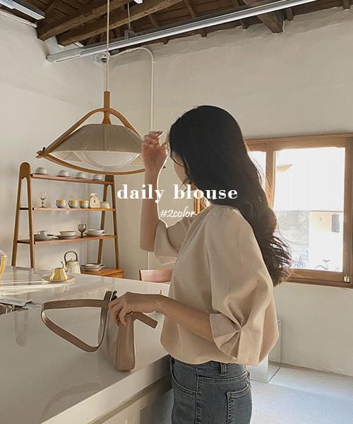 Fran blouse
