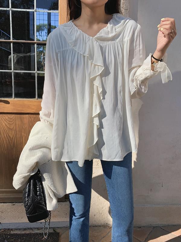 Salang Wave blouse