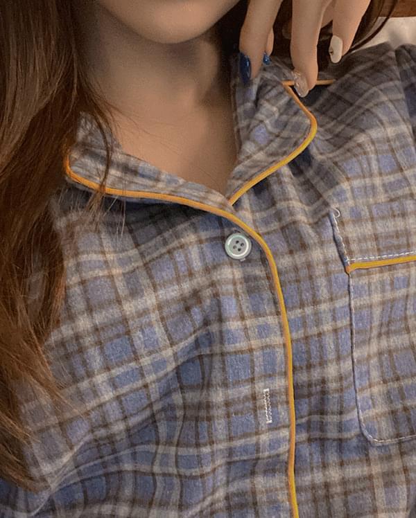 Dream check pajama set