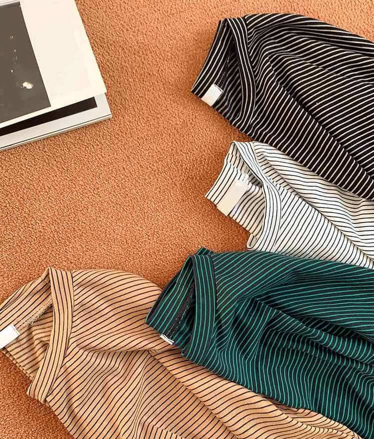 Liar striped t-shirt