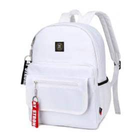 RB multi-pocket backpack with key holder ♡ 後揹包