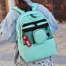 RB tutu backpack with key holder ♡ 後揹包