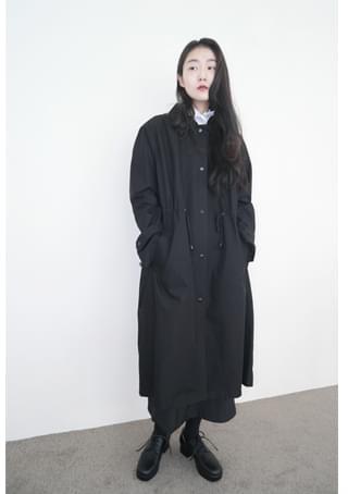 back flap single coat コート